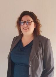 Schulsozialarbeiterin Jana Kienle