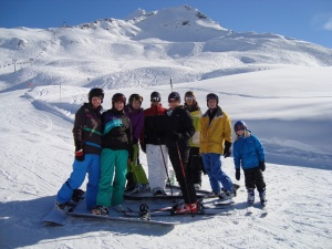 Skitag 2011