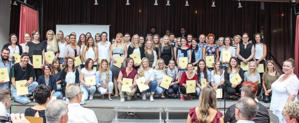 Abschluss Sozialpädagogik 2017