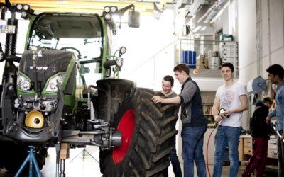 Eine Ausbildung im Berufsfeld Agrarwirtschaft beginnen?!