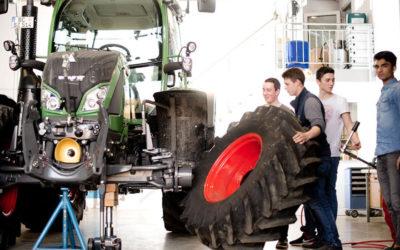 Bericht über die Informationsveranstaltung Landwirtschaft
