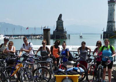 Fahrradfreundliche Schule