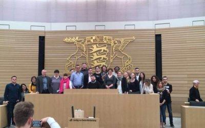 Expertengespräch im Landtag Baden Württemberg