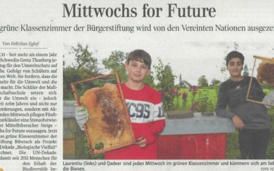 Mittwochs for Future