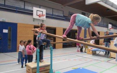 """Verleihung des Zertifikats """"Kindertagesstätte mit sport- und bewegungserzieherischem Schwerpunkt"""""""