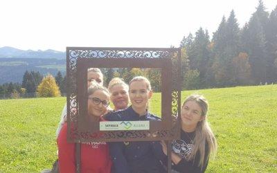 Exkursion der Altenpflegeschülerinnen und -schüler im zweiten Ausbildungsjahr 2019