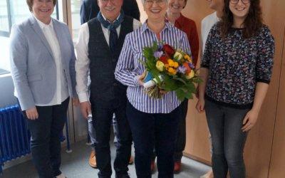 Freundeskreis wählt Hildegard Ostermeyer zur Ehrenvorsitzenden